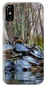 Turtle Landing IPhone Case
