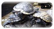 Turtle Rant IPhone Case