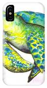 Turtle Wonder IPhone Case