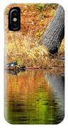 Turtles At The Edge IPhone Case