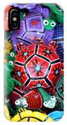 Turtles Turtles Everywhere Cozumel Mexico IPhone Case