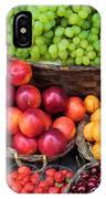 Tuscan Fruit IPhone Case