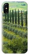 Tuscan Panoramic 3 IPhone Case