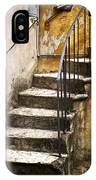 Tuscan Staircase IPhone Case
