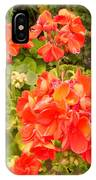 Tuscany Flower Garden IPhone Case