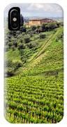 Tuscany-italy IPhone Case