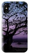 Twilight On Hilo Bay Hawaii IPhone Case