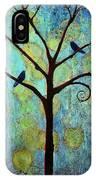 Twilight Tree Of Life IPhone Case