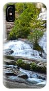 Twin Falls Flows Forth IPhone Case