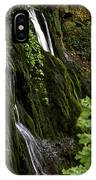 Twin Falls IPhone Case