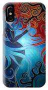Twin Flames IPhone Case