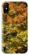 Twin Maples IPhone Case