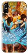 Twinkle Toes IPhone Case