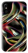 Twisted Abstract 2 IPhone Case