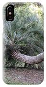 Twisted Palm IPhone Case