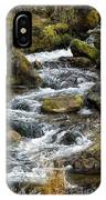 Twisted Waters IPhone Case