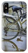 Two Bicycles IPhone Case