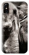 Two Elephants IPhone Case
