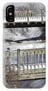 Two Foot Bridges IPhone Case