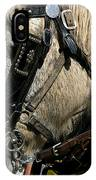 Two Horse Power IPhone Case