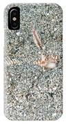 Two-spined Sea Star IPhone Case