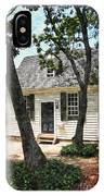 Two Tree Cottage IPhone Case