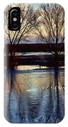 Two Trees In The Bosque IPhone Case