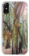 Two Tunnels Taxus IPhone Case