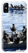 Two Visit, Board, Search And Seizure IPhone Case
