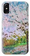 Two Yoshinos IPhone Case
