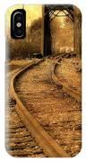 Tygart River Crossing IPhone Case