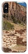 Tyuonyi Bandelier National Monument IPhone Case