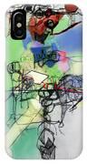 Tzadik 4a IPhone Case