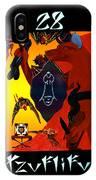 Tzuflifu   - The Emperor IPhone Case