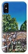 U. G. Earp And Family IPhone Case