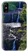 Umauma Falls I IPhone Case