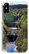 Umauma Falls II IPhone Case