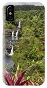 Umauma Falls IPhone Case