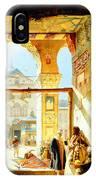 Umayyad Mosque IPhone Case