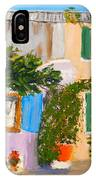 Umbera Courtyard IPhone Case