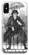 Umbrella, 19th Century IPhone Case