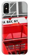 Uncle Sam Bout Tour Alexandria Bay IPhone Case