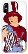 Uncle Sam IPhone Case