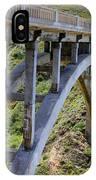 Under Bixby Bridge By Diana Sainz IPhone Case