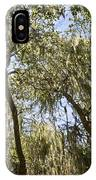 Under The Canopy - The Magical And Mysterious Trees Of The Los Osos Oak Reserve IPhone Case
