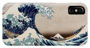 Under The Great Wave Off Kanagawa IPhone Case