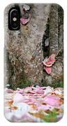 Under The Magnolia Tree IPhone Case