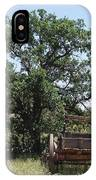 Under The Shade Tree IPhone Case