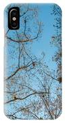 Under The Trees IPhone Case