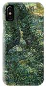 Undergrowth IPhone Case
